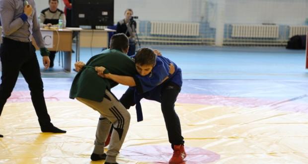 Алькеевские борцы на поясах абсолютные победители Первенства Татарстана