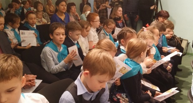 Татарская школа искусств Семея приняла участие в литературно-музыкальном вечере 110-летия поэтессы Агнии Барто