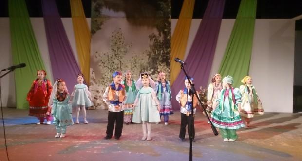 В Екатеринбурге прошел фестиваль «Кояш нурлары»