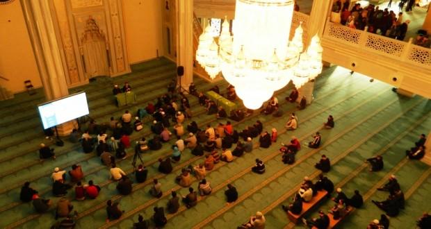 Фестиваль Корана в Москве 2016