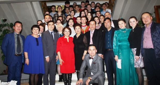 Конгресс татар принял делегацию из Китая