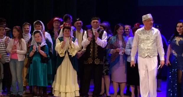 Друзья из Казани поздравили татарское общество Ида-Вирумаа с 20-летием