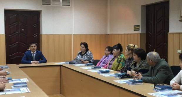 «Инеш» Бөтендөнья татар конгрессы башкарма комитетында кунакта