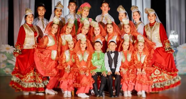 Детский ансамбль «Сандугач» из Сургута успешно выступил на фестивале «Российский звездопад»