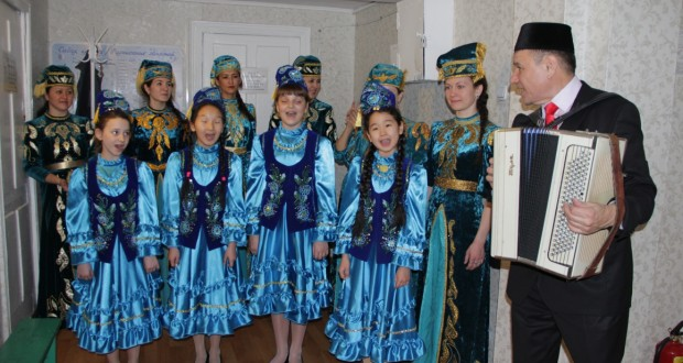 Дастархан народных традиций