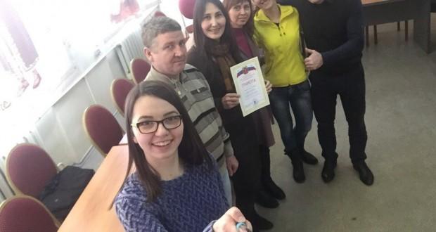 Mother Language Day in Volgograd