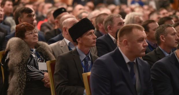 V Бөтенроссия татар авыллары эшмәкәрләре җыены