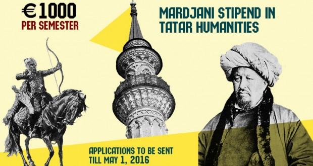 Mardjani stipend in Tatar humanities