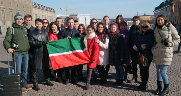 Европа татар яшьләре Стокһольмда очрашты