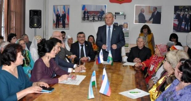 110-летие Мусы Джалиля отметили в Ташкенте