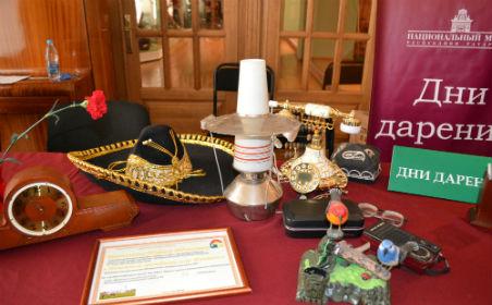 Мәшһүр Туфан Миңнуллинның кул җылысын саклаган ядкарьләр – ТР Милли музеенда