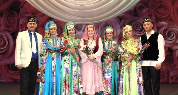 Концерт ансамбля «Дуслык» в Железногорске
