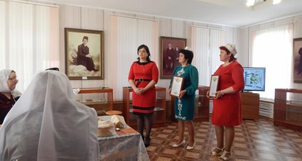 Чествование золотых юбиляров в Новошешминском районе