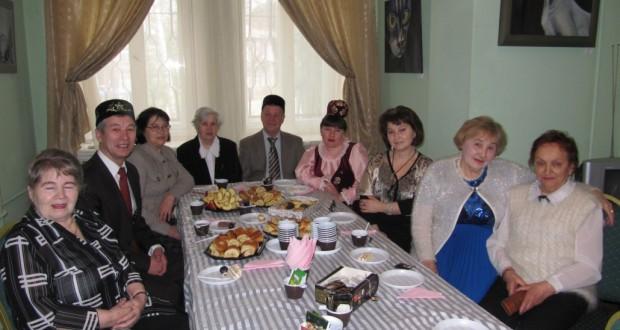 Литературное мероприятие «Татарская поэзия» в Риге