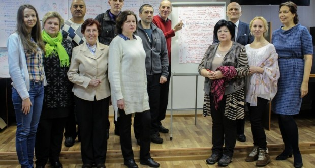 Семинар по реализации проекта «Мой народ, моя культура – наш мир» в Карелии