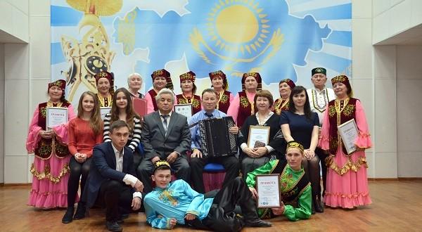 Фестиваль татарской культуры прошел в Кокшетау