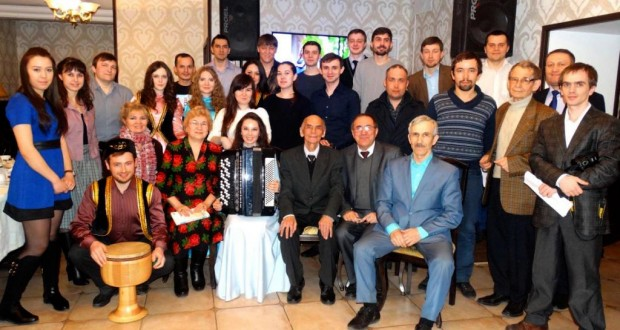 The youth organization has been set up under the autonomy of Tatars of Moscow Region