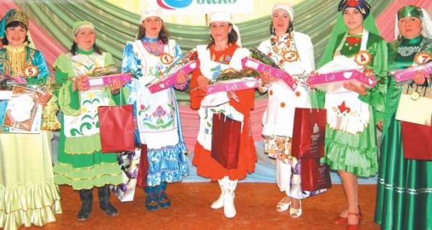 Нижгарбикэ — самая-самая татарочка
