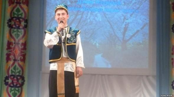 омски татар егете денис наурузов