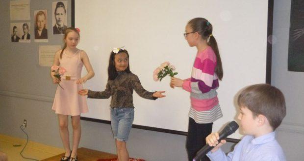В Монреале дети читали стихи Тукая
