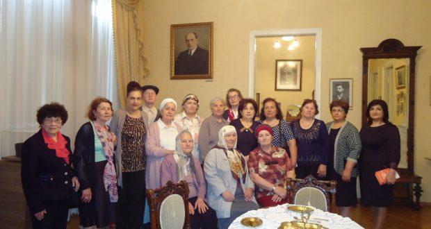 Республиканский центр татарской культуры «Туган тел» принял участие в Дне открытых дверей в Доме-музее Наримана Нариманова