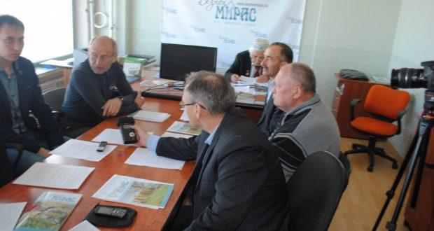 Круглый стол по истории татарских сел