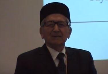 Журналист, тарихчы Мөнир Ерзин