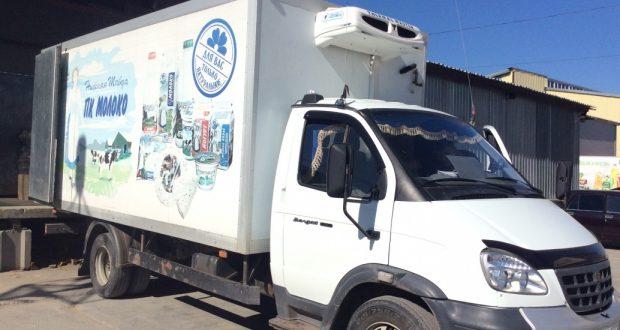 Первая гуманитарная помощь жителям Тукуза