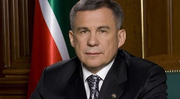 Address by the President of the Republic of Tatarstan Rustam Minnikhanov in connection with the 71st anniversary of Victory in Great Patriotic War