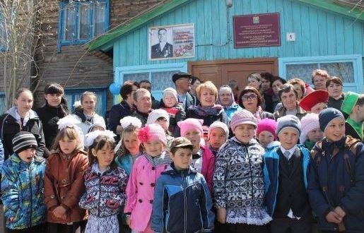 Школа имени Хафиза Саттарова