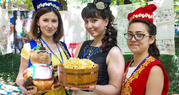 Сабантуй-2016 состоялся в Ташкенте