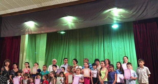 В Ташкенте состоялся конкурс «Мир глазами детей»