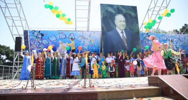 Baku marks Tatar national holiday – Sabantui