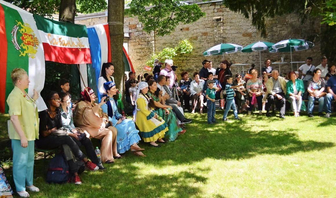 Знакомство С Татарами В Германий