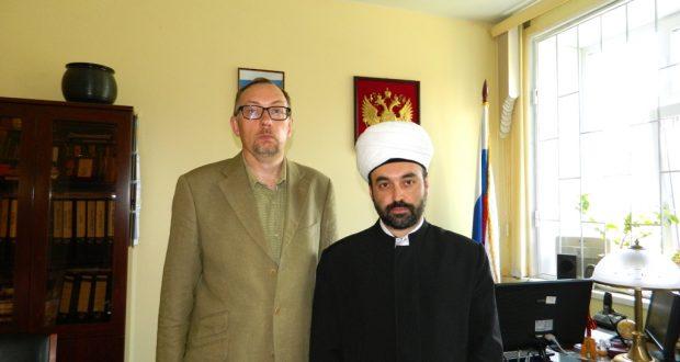 Глава Духовного управления мусульман Рязанской области встретился с начальником Минюста Рязани