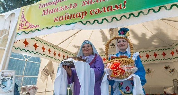 В Екатеринбурге с размахом отметили Сабантуй
