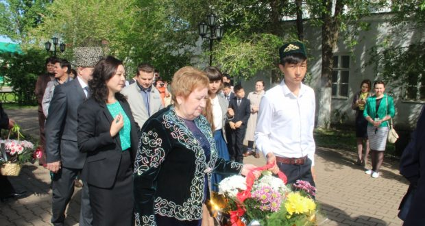 Uralsk – poetic homeland of Tukai
