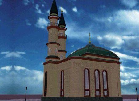 Түбән Новгородның Грибаново авылы яңа мәчетле булачак