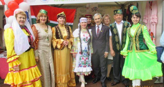 Фестиваль национальных культур Московской области