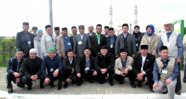 Төмән делегатларының дин әһелләре Форумыннан алган тәсирләре