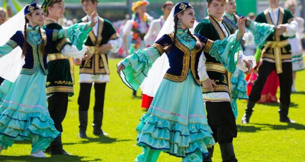 В Ульяновской области пройдет татарский национальный праздник «Сабантуй»