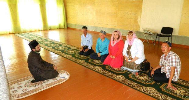 Первый никях был совершен в Ханской мечети