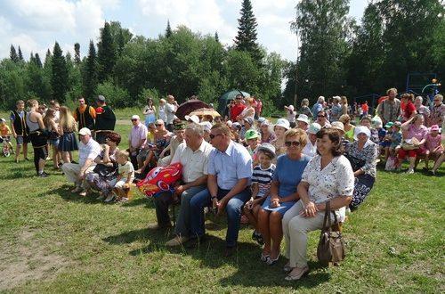 В Березовском состоялся традиционный татарский праздник Сабантуй