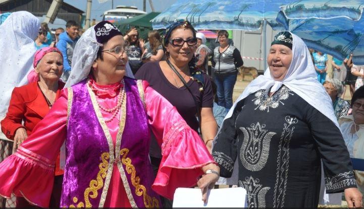 С мужчинами нижневартовске татарами знакомство в