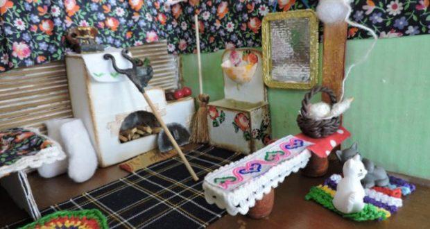 Татарская изба появилась в чикчинском детском саду