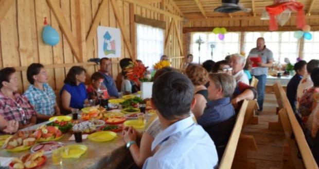 Более 100 человек посетили первый Сабантуй в Можайском районе