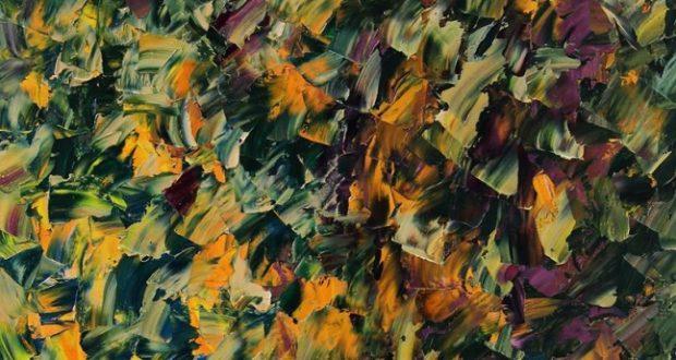 «Гармония красок» Людмилы Гиндулиной