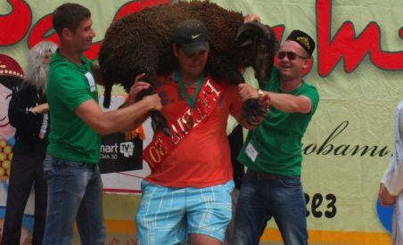 Традиционный татарский Сабантуй в Хабаровском крае отметили 10 тысяч человек