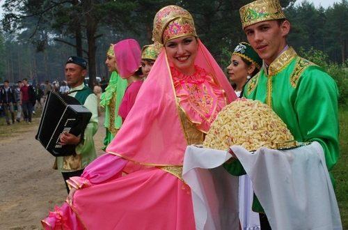 Сабантуй отпраздновали в Усть-Каменогорске