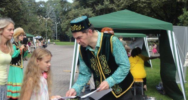Татары и башкиры Латвии понравились представителям множества государств